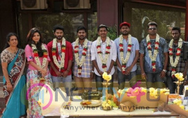 DevdassParvati Movie Pooja Pics Tamil Gallery