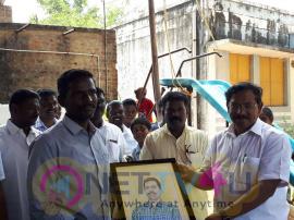 Ma Foi K. Pandiarajan Inaugurates Vetriyalar Pattarai Event Images