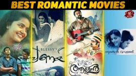 Top 10 Romantic Malayalam Movies