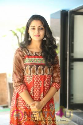 Actress Nikhila Vimal New Gorgeous Photoshoot