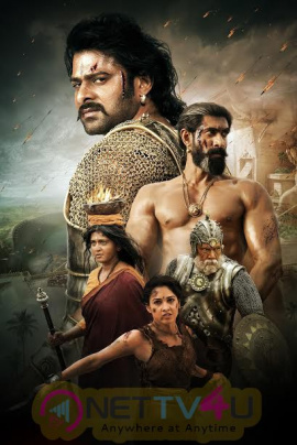 Baahubali 2 New Excellent Poster