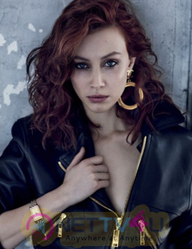 Sarah Gadon  Photoshoot For Vogue Russia March 2017