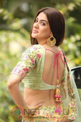 Actress Sakshi Chaudhary Romantic Stills  Telugu Gallery