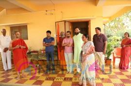 Anil Ravipudi & Raja The Great Team Donated Laptops To The Blind Children At Nethra Vidyalaya Pics Telugu Gallery