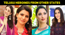 10 Leading Telugu Heroines From Other States