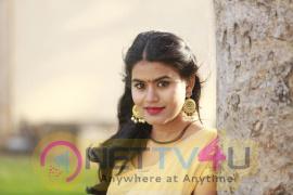 Actress Riyamikka Latest Stills