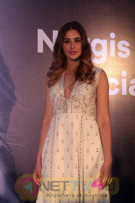 Launch Of Her Own Mobile App With Nargis Fakhri Hindi Gallery