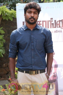 Peechaankai  Tamil Movie Press Meet Stills  Tamil Gallery