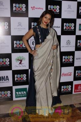 Rishi Kapoor At Food Food Top 100 Awards 2017 Grand Pics
