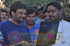 Kobbarimatta First Look Song Teaser Launch by Puri Jagannadh Superb Stills