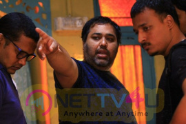Gangs Of Madras Movie Working Images