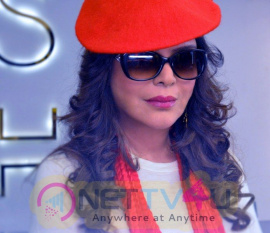 Zeenat Aman Sings For Her Web Series Love Life & Screw Ups Hindi Gallery