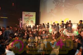 Junga Movie Audio & Trailer Launch Pics Tamil Gallery
