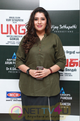 Junga Movie Audio & Trailer Launch Pics
