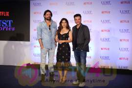 Launch Of Netflix Series Lust Stories At St Regis Images