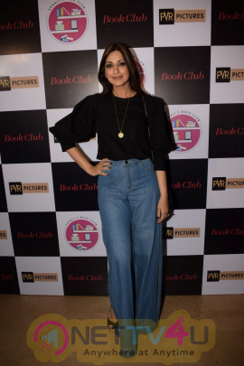 Screening Of Hollywood Film Book Club At Pvr Juhu Best Images Hindi Gallery