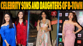 Famous Celebrity Sons And Daughters Of B-Town