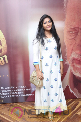 Dhadha 87 Movie Audio Launch Images