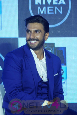 Ranveer Singh Announced As New Face Of NIVEA Men