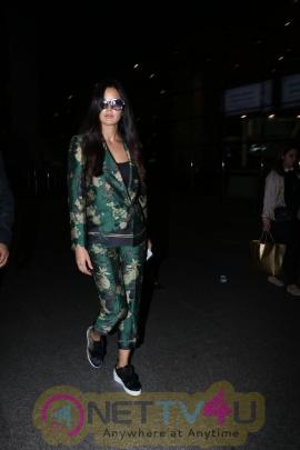 Actress Katrina Kaif Spotted At The Airport Images Hindi Gallery