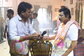 Nandu En Nanban Movie Working Stills Tamil Gallery