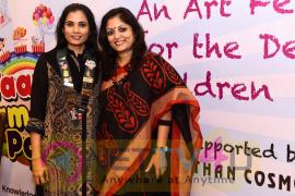 Actors Sibiraj, Shakthi & Thadi Balaji Attended Taare Zameen Par Pics Tamil Gallery