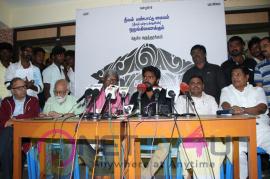 Director Pa. Ranjith Press Meet Photos Tamil Gallery