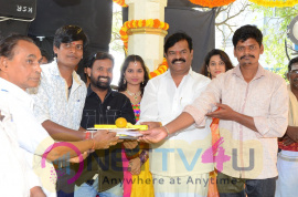 Lakshmi Nilayam Movie Opening Photos  Telugu Gallery