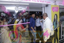 Rajasekhar And Jeevitha At B New Mobile Store At Gajuwaka Photos