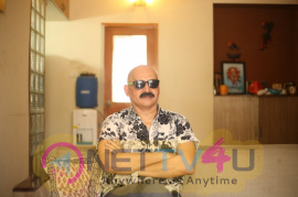 Actor Bosskey Exclusive Interview Images Tamil Gallery