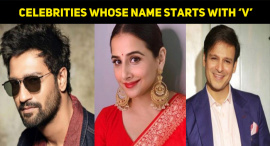 Top 15 Successful Bollywood Celebrities Whose Name Starts With 'V'