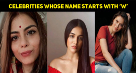 Top 15 Successful Bollywood Celebrities Whose Name Starts With 'W'