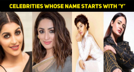 Top 15 Successful Bollywood Celebrities Whose Name Starts With 'Y'