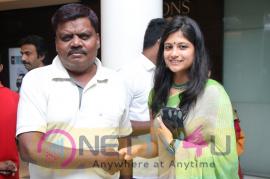 Aruvi Movie Premiere Show  Stills