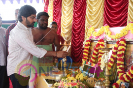 Katteri Movie Pooja Stills  Tamil Gallery