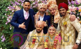 Wedding Pictures Of Virat Kohli And Anushka Sharma Hindi Gallery