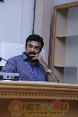 Press Meet Stills of 13th Chennai International Film Festival