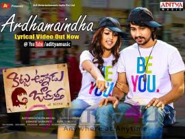 Kittu Unnadu Jagratha Movie Valentine's Day Poster Telugu Gallery