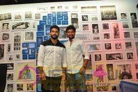 Awe Movie Team In Facebook Office Stills Telugu Gallery