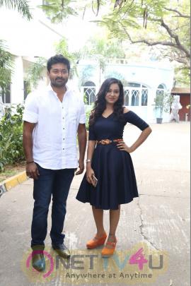 Goko Mako Movie Pooja Pics Tamil Gallery