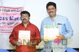 20th Sri Kala Sudha Ugadi Awards Press Meet Images Telugu Gallery