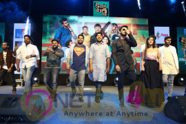 Kirrak Party Pre Release Event Images Telugu Gallery