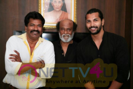 Rajinikanth Released Lolly Lolly Aararo Movie Audio Tamil Gallery