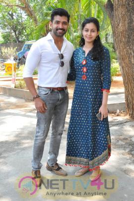 CRIME 23 Movie Trailer Launch Pics Telugu Gallery