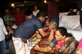 Rangasthalam Movie Success Meet Stills  Telugu Gallery