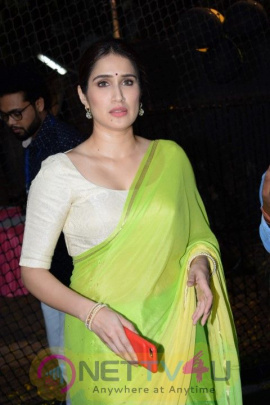 Sagarika Ghatge Came To Women's Football League Hindi Gallery
