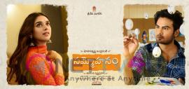 Sammohanam Movie Poster  Telugu Gallery