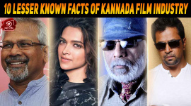 10 Lesser Known Facts Of Kannada Film Industry