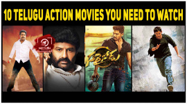 10 Telugu Action Movies You Need To Watch Right Now
