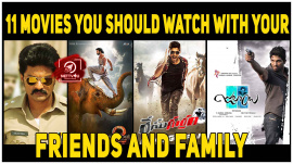 11 Telugu Movies You Should Watch With Your Friends And Family
